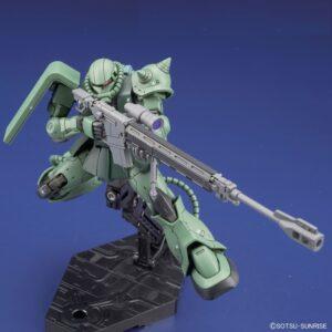1/144 HG MS-06C Zaku II Type C/ Type C-5