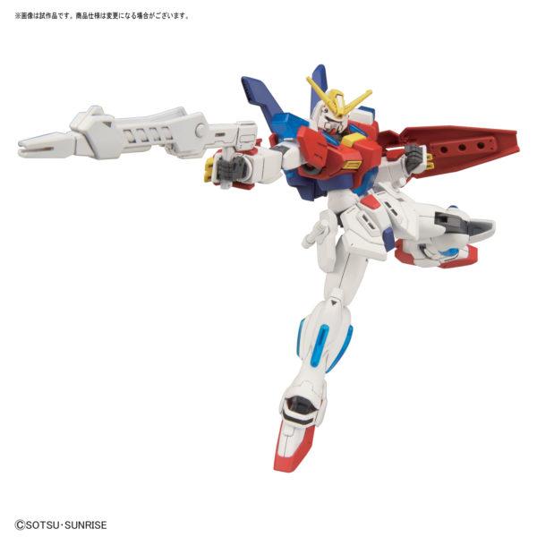 1/144 HGBF Star Burning Gundam