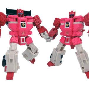Transformers LG58 Clonebots Set – Fastlane / Cloudraker