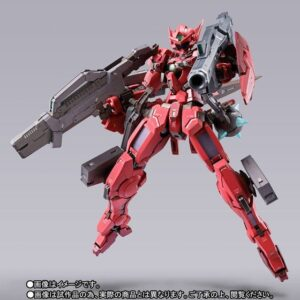 METAL BUILD Gundam Asturea TYPE-F (GN HEAVY WEAPON SET)