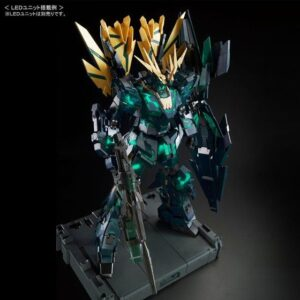 P-Bandai: Exclusive PG 1/60 RX – 0 [N] Unicorn Gundam Unit 2 Banshi Norn (final battle ver.)