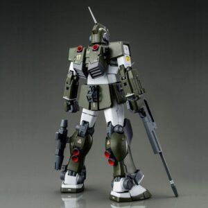P-Bandai: 1/100 MG GM Sniper Custom [Tenneth A. Jung Custom] RGM-79SC
