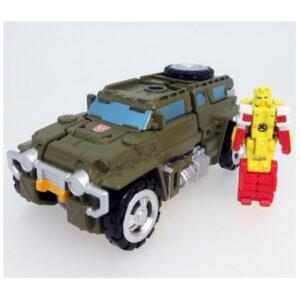 Transformers LG48 Brawn (Gong) & Repugnus