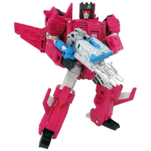 Transformers LG52 Targetmaster Misfire