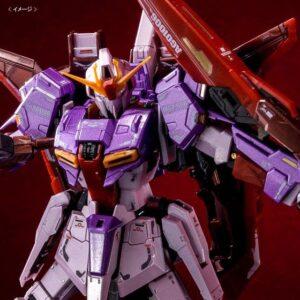 P-Bandai Exclusive RG 1/144 Zeta Gundam (Biosensor Image Color)