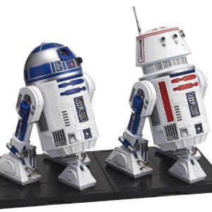 Bandai Star Wars: 1/12 R2-D2 & R5-D4
