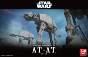 Bandai Star Wars: 1/144 AT-AT Walker Building Kit