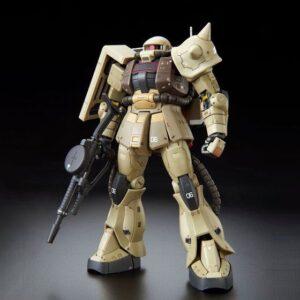 P-Bandai: RG 1/144 MS-06F Zaku Mine Layer
