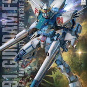 1/100 MG Gundam F91 Ver. 2.0