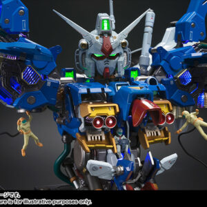 FORMANIA EX Gundam GP01Fb Full-Burnern by Bandai