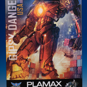 1/350 PLAMAX JG-02: Gipsy Danger (Pacific Rim) by  Max Factory