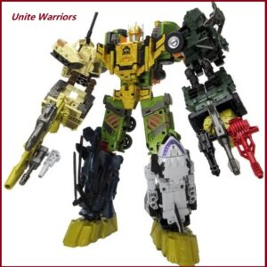 Unite Warriors