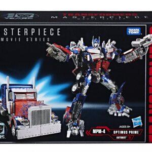 Transformers MPM-04 Movie 10th Anniversary Optimus Prime (The Last Knight)