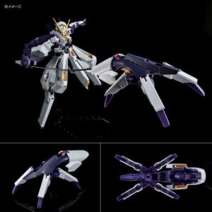 Exclusive P-Bandai: HGUC 1/144 Gundam TR-6 [Woudwort] (Aug 2020 Reissue)