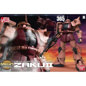 1/48 Mega Size MS-06S Char's Zaku II