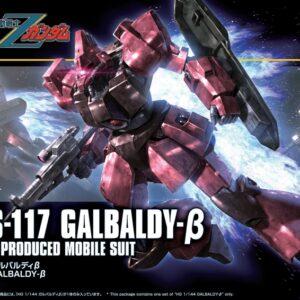 1/144 HGUC Galbaldy Beta