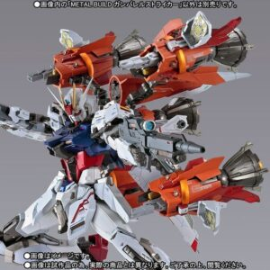 METAL BUILD Gunbarrel Striker for (Aile Strike Gundam)