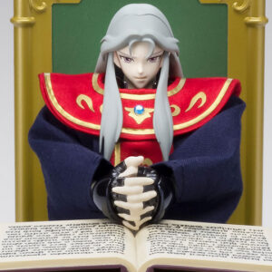 P-bandai: Saint Seiya Saint Cloth Myth Balron Rene Complete Set (Pre-Order only)