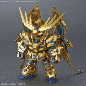 #07 SD Gundam Cross Silhouette Unicorn Gundam 03 Phenex (Destroy Mode) (Narrative Ver.)