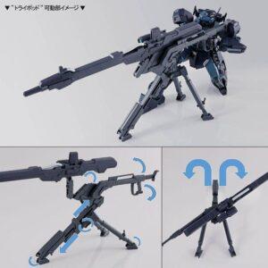 P-Bandai: 1/100 MG Jesta [Shezarr Type, Team B & C]