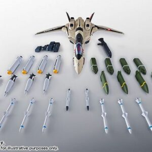 DX CHOGOKIN YF-19 FULL SET PACK