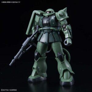 1/144 HG Zaku II C-6 / R6 Type