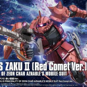 HG 1/144 Char's Zaku II [Red Comet Ver.]