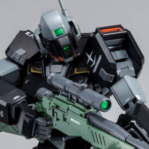 P-Bandai: MG 1/100 GM Sniper II (Lydo Wolf RGM-79SP)