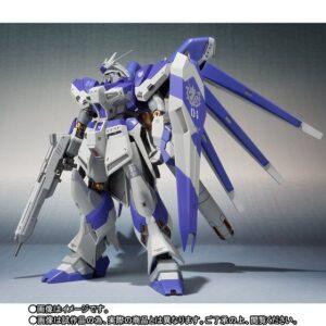 P-Bandai: METAL ROBOT Damashii (SIDE MS) hi-nu Gundam