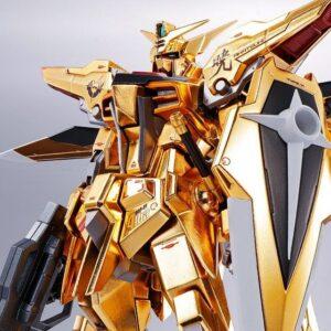 METAL ROBOT DAMASHII (SIDE MS) Oowashi Akatsuki Gundam