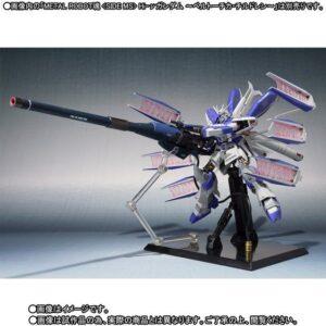 "METAL ROBOT Damashii (SIDE MS) hi nu Gundam ""Hyper Mega Bazooka Launcher"""