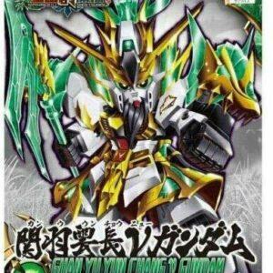 Gundam SD Sangoku Soketsuden Guan Yu Nu Gundam 02 (Jan 2021 Release)