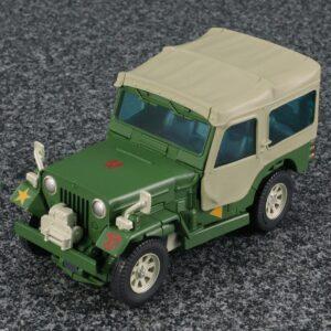 Transformers MP-47 Masterpiece Hound