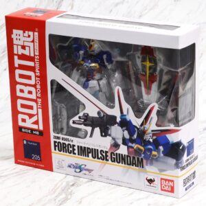Robot Damashii Side MS Force Impulse Gundam