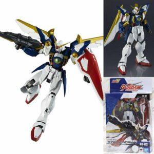 Gundam Universe XXXG-01W Wing Gundam Action Figure