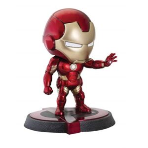 Bobble Head Marvels Iron Man Mk.43 By Dragon