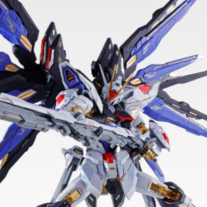 METAL BUILD ZGMF-X20A Strike Freedom Gundam [SOUL BLUE VER.]