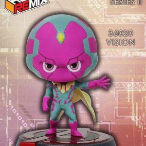 Bobble Head Marvels Avengers Vision