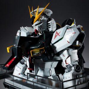 METAL STRUCTURE: 1/60 RX-93 nu Gundam