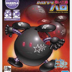Haropla Black Tri-Haro