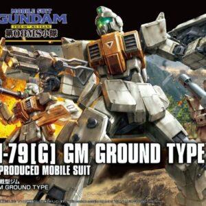 1/144 HGUC RGM-79 [G] GM Ground Type
