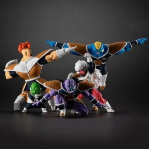 P-Bandai: Dragon Ball Ginyu Force By Bandai
