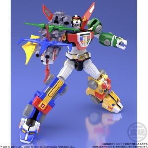 Beast King Golion Super Mini-Pla