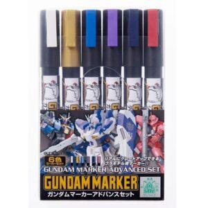 Gundam Marker Advanced Set