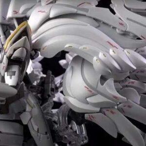 Gundam Fix Figuration Metal Composite GFFMC Wing Gundam Snow White