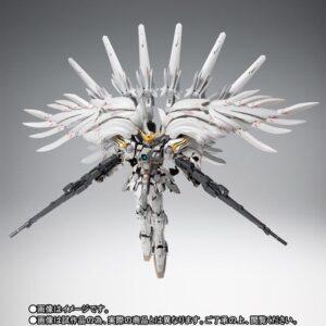 Gundam Fix Figuration Metal Composite GFFMC Wing Gundam Snow White (June 2020 Release)