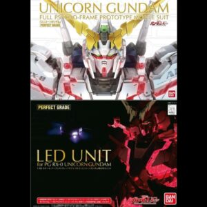 PG Unicorn + LED Unit Combo Deal