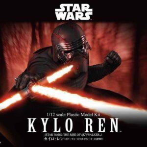 Bandai Star Wars: 1/12 Kylo Ren (Episode 9 The Rise of Skywalker)