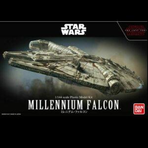 Bandai Star Wars: 1/144 Millennium Falcon (Ver. episode 8)