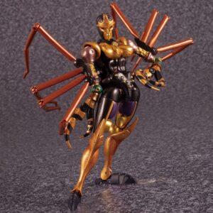 Transformers Masterpiece MP-46 Blackarachnia (Beast Wars)